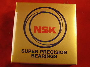 high temperature NSK Precision Ball Screw Support Bearing 40TAC72BSUC10PN7B