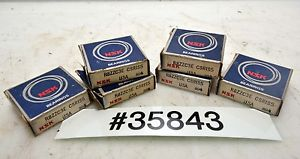 high temperature 1 lot of NSK R8ZZC3E Small Size Ball Bearing (Inv.35843)