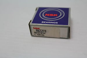 high temperature NSK R8ZZC3 Shielded Ball Bearing SRIS5 New