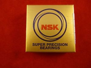 high temperature NSK Precision Ball Screw Support Bearing 15TAC47CSUHPN7C