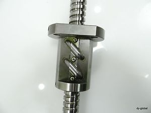 high temperature Ground Ball Screw Used W2812-82P-C1Z Dia 28mm Lead 10mm 1510L NSK CNC Route