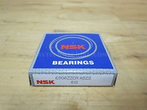 high temperature NSK BEARING DEEP GROOVE PRECISION BALL BEARING  6906ZZ
