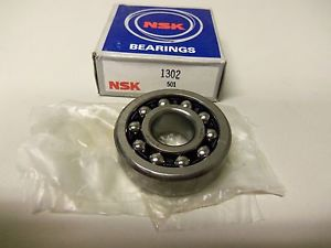 high temperature  NSK 1302 RADIAL BALL BEARING 1302 501