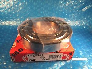 high temperature Fag 6213-2ZR C3, Single Row Ball Bearing(=2 SKF 2Z, NSK ZZ,NTN, Fafnir 213KDD)