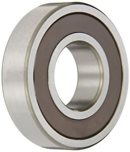 high temperature NSK 6303DDUC3 Deep Groove Ball Bearing, Single Row, Double Contact Seals,