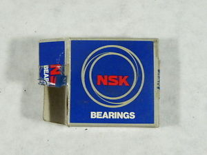 high temperature NSK 6902ZZCM-AV2S Single Row Ball Bearing 15x28x7mm !  !