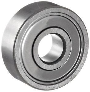 high temperature NSK 6204ZZ Deep Groove Ball Bearing, Single Row, Double Shielded, Pressed Steel