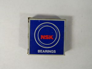 high temperature NSK 6205DDUCM Deep Groove Ball Bearing !  IN BOX !