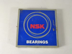 high temperature NSK 6314DDUC3 Single Row Ball Bearing !  IN BOX !