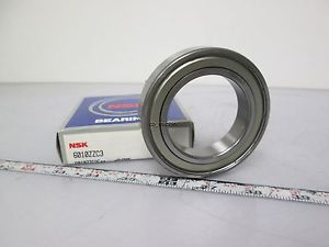 high temperature New NSK 6010ZZC3 Deep Groove Ball Bearing 50mm ID 80m OD 16mm Width