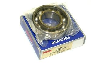 high temperature BRAND  IN BOX NSK BALL BEARING 25MM X 52MM X 15MM 6205C3 (6 AVAILABLE)