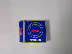 high temperature NSK 6206DDUC3E Sealed Ball Bearing !  IN BOX !