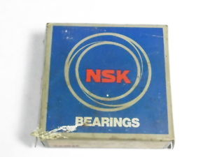 high temperature NSK 6205DDUNR Ball Bearing With Snap Ring !  !