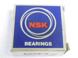 high temperature NSK R3ZZMC3E Single Row Ball Bearing !  !