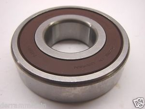 high temperature NSK 6306DDUC3 Deep Groove Ball Bearing Single Row Double Contact Seals y60