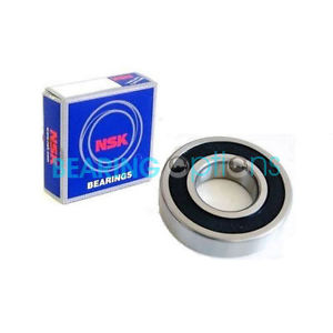 high temperature NSK 6000 – 6009 2RS Series Rubber Sealed Ball Bearings