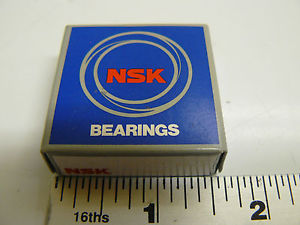 high temperature  NSK 6000ZZC3 BALL BEARING ID-10MM X OD-26MM X WI-8MM