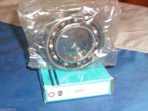 high temperature NSK HOOVER 6007 DEEP GROOVE RADIAL BALL BEARING