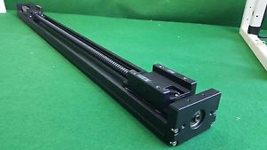 "high temperature NSK MCM08068H06X-301A 38"" Inch Travel Linear Actuator with Ball Screw, USED"