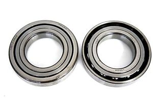 high temperature LOT OF 2  NSK 7212A PRECISION BALL BEARINGS