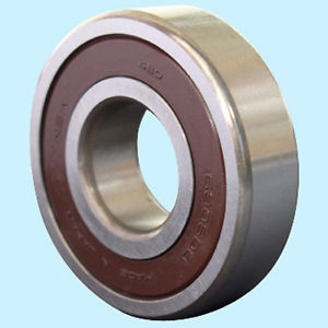 high temperature Single-row deep groove ball bearings 6200 DDU (Made in Japan ,NSK, high quality)