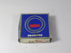 high temperature NSK Bearings 6012C3 Radial / Deep Groove Ball Bearing !  !