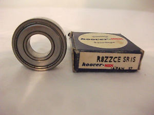 high temperature NSK BALL BEARING R8ZZCE SRIS