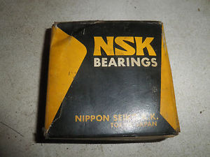 high temperature NSK Ball Bearing : 7209BW, 204