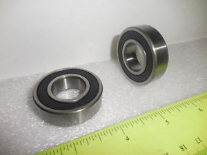 high temperature NSK Ball Bearing (6/LOT!) 4 ea Green; 2 ea Black for Power Tools, P/N 6004DW