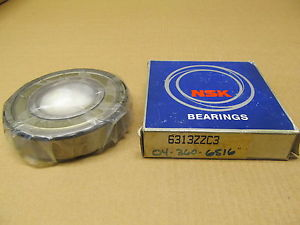 high temperature 1 NIB NSK 6313ZZC3 6313-ZZ-C3 GROOVE BALL BEARING
