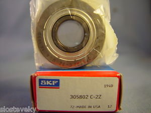 high temperature SKF 305802 C-2Z Ball Bearing Bushing 305802C2Z
