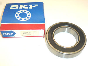 high temperature SKF SINGLE ROW SHIELDED RADIAL BALL BEARING 6009 2RSJEM
