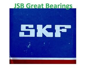 high temperature (Qt.1 SKF) 6302-2RS SKF Brand rubber seals bearing 6302-rs ball bearings 6302 rs