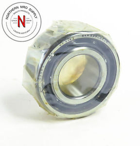 """high temperature SKF 3206A DOUBLE ROW, ANGULAR CONTACT BALL BEARING, 30mm x 62mm x 15/16"""", OPEN"""