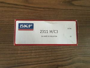 high temperature 2311-M/C3 SKF Double Row, Self Aligning Ball Bearing