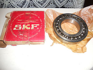 high temperature ** New NIB SKF 1213J 1965 large double row ball bearing **