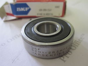 high temperature SKF 6201-2RS1/C3  2RSH/C3GJN RADIAL BALL BEARING 2 SEALS