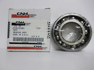 high temperature 20915780 CNH Case New Holland Deep Groove Single Row Ball Bearing SKF FAG 6208