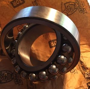 high temperature SKF 2221K Self Aligning Ball Bearing Assembly.  New.  Made In Sweden.