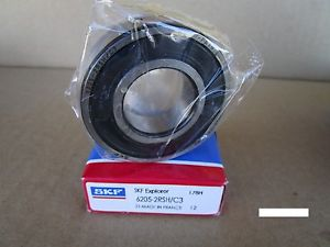 high temperature SKF 6205-2RSH C3  Single Row Ball Bearing