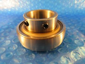 "high temperature SKF YAR207-107 Ball Bearing Insert 1 7/16"" ID x 72 mm OD x 19 mm"