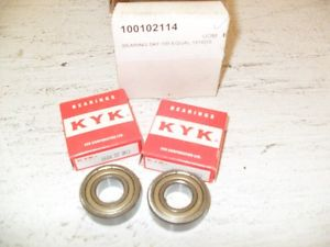 high temperature KYK 1616 77 SR12 equal to SKF Ball Bearing 1616DS – Lot of 4 – USA Seller