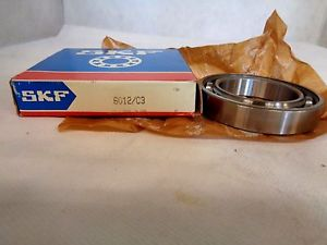 high temperature  IN BOX SKF 6012/C3  BALL BEARING