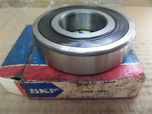 high temperature SKF Ball Bearing One Side Rubber Sealed 6309-2RS1 6309 2RS1 63092RS1 New