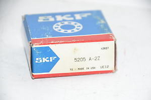 high temperature 5205A2Z SKF New Double Row Ball Bearing