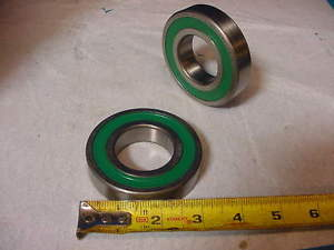 high temperature 2 Pieces New SKF 6208 2RZ/C4GLB Sealed Ball Bearing