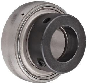 high temperature SKF YET 206-103 Ball Bearing Insert, Double Sealed, Eccentric Collar,
