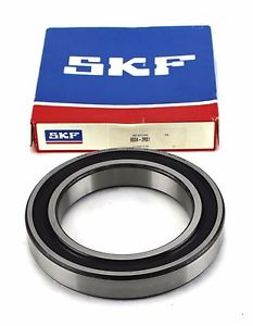 high temperature SKF Explorer Deep Groove Ball Bearing 120mm ID 180mm OD Single Row USA 1F