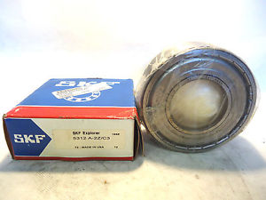 high temperature  IN BOX SKF 5312 A-2Z/C3 BALL BEARING