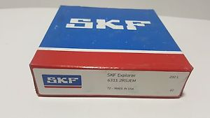 high temperature **** SKF 6311 2RSJEM,Single Row Ball Bearing
